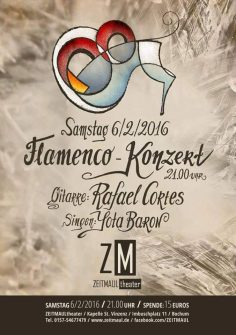 Flamenco Concert with Rafael Cortes 7 Yota Baron