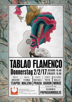 Tablao Flamemco, 2/2/2017