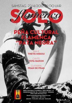 Pata Negra Solo Flamenco